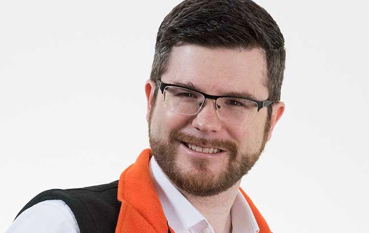 Olly Dmitriev, CEO at Vert Rotors