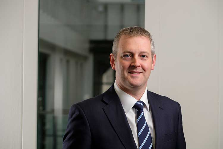 James Kergon, head of deal advisory for KPMG in Scotland