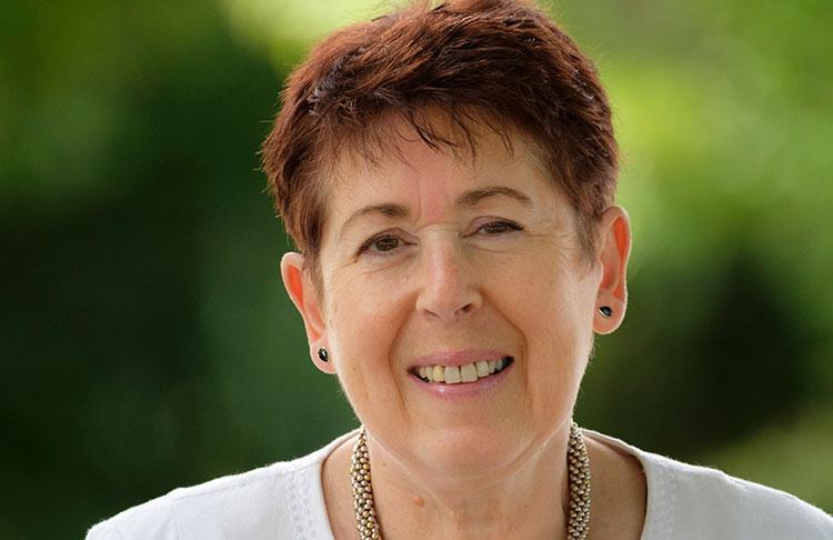 Polly Purvis CEO of ScotlandIS