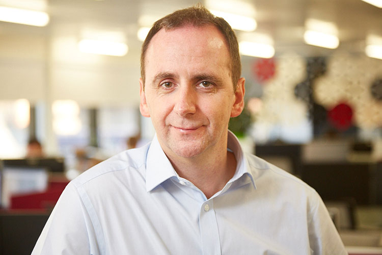 Dave Kerr, Chief Technical Officer of Bridgeall