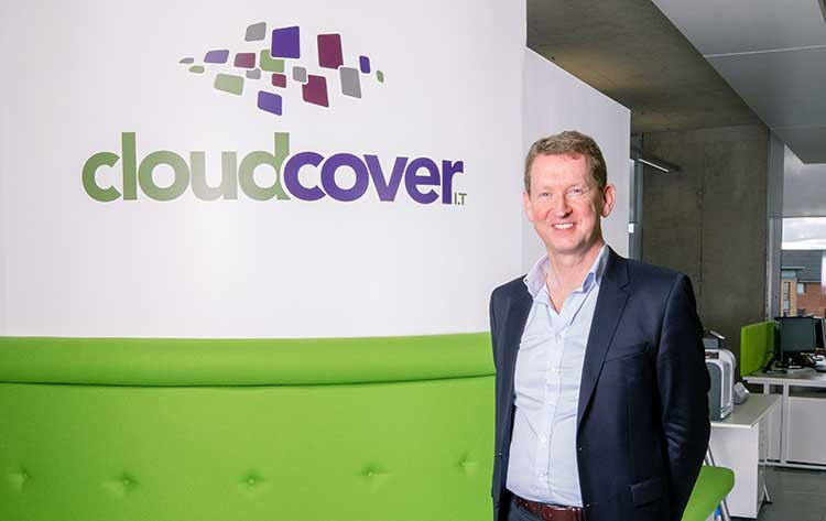 Lance Gauld, Managing Director of Cloud Cover IT