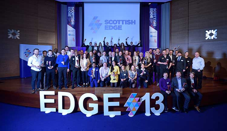 The winners from Scottish EDGE 13