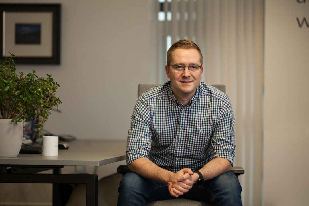 Dr David Heath, Founder and Chief Executive at Cutitronics