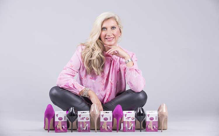 Laura Birrell, Founder & owner, Sticky Heelz