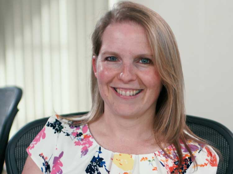 Kerry Sharp, Head of the Scottish Investment Bank