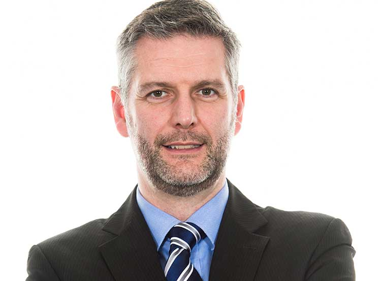 Graeme Finnie, Managing Partner of French Duncan