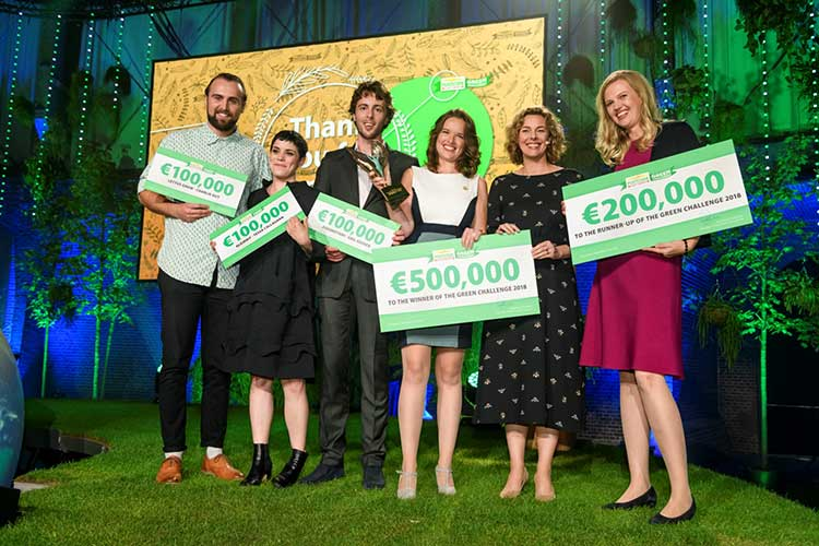 Green Challenge, the 2018 finalists