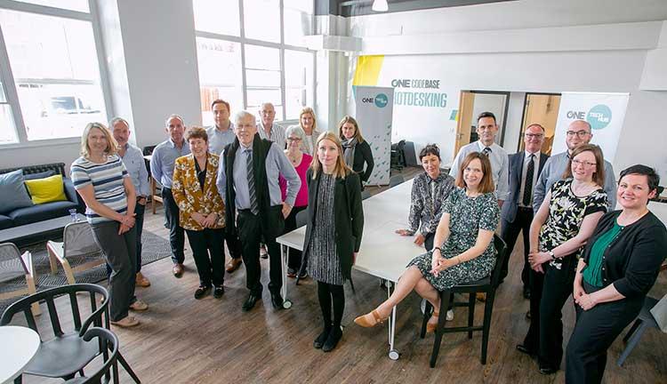 ONE Digital & Entrpreneurship Board