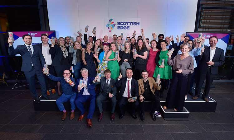 The Scottish EDGE Round 14 winners