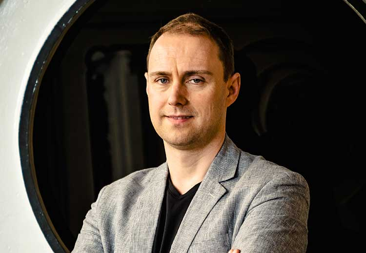 Scott Grant, CEO of Soluis Group