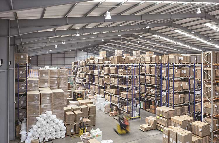 Macfarlane Group storage facility