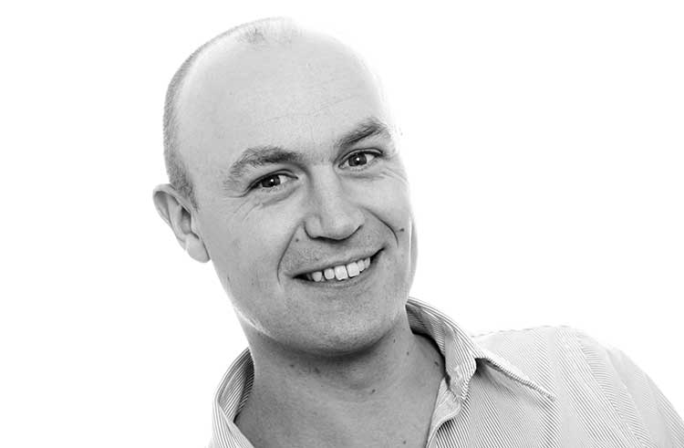 Alan Gooding, Co-founder, Smarter Grid Solutions
